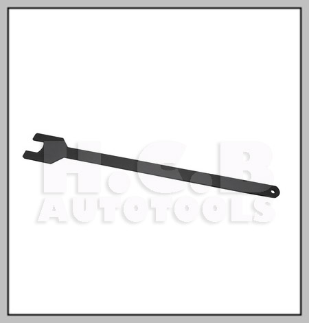 H.C.B-L1002 LAND ROVER VISCOUS FAN NUT WRENCH