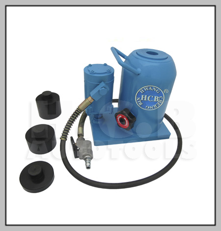 30 TONS AIR HYDRALIC BOTTLE JACK