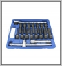 18 PCS IMPACT HEXAGON & TX-STAR WRENCH SET